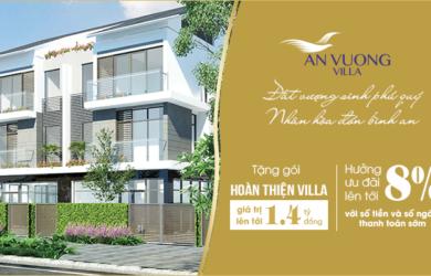 Biệt thự An Vượng Villa được bán với mức giá tương đối hấp dẫn