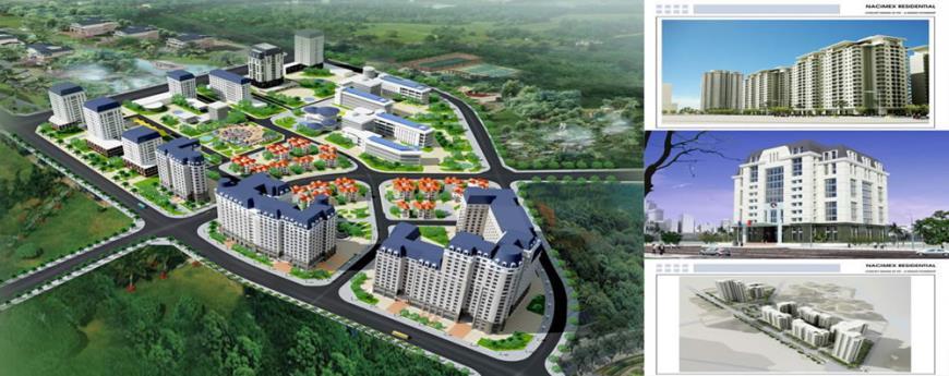 Thông tin tổng quan về dự án khu đô thị mới Cổ Nhuế