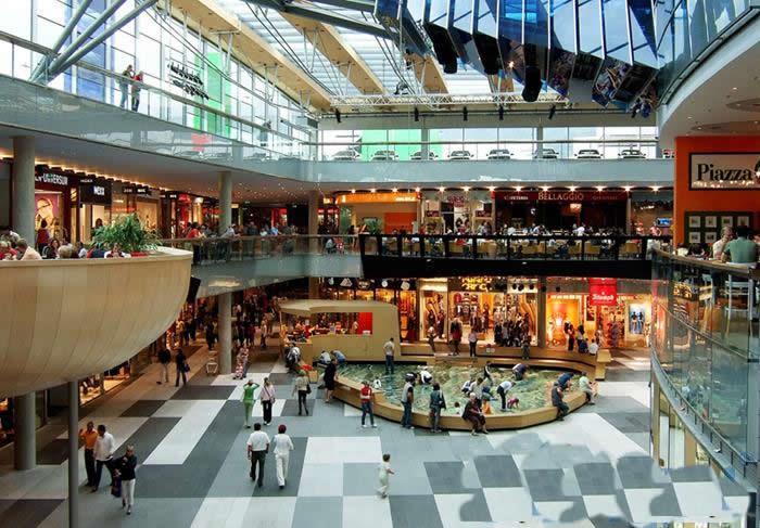 Trung tâm thương mại - Một tiện ích nội khu hấp dẫn của dự án